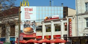 McDonald's Centru