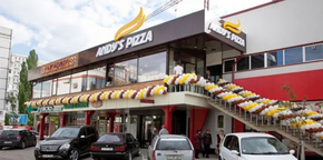Andy's Pizza (Albișoara, 80/5)