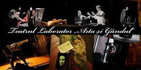 """Teatrul Laborator """"Arta și Gândul"""""""