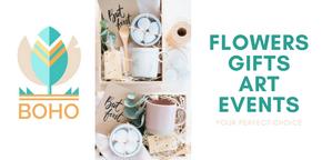 Boho - flowers & gifts