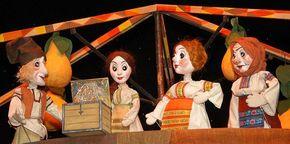 """Teatrul Republican de Papusi """"Licurici"""""""