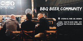 Smokehouse: BBQ, Beer, Community
