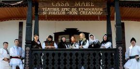 Teatrul Epic de Etnografie şi Folclor Ion Creangă