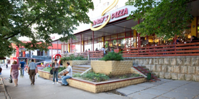 Andy's Pizza (Dacia 44)
