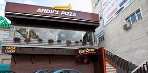 Andy's Pizza (Puşkin)