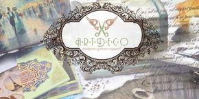 ArtDeco-предметы интерьера ручной работы