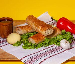 Вертута с картофелем, 100 г