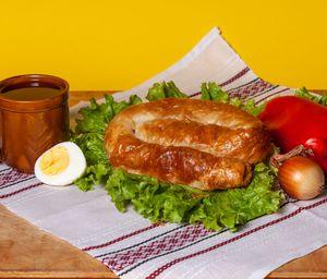 Саралий с мясом, 150 г