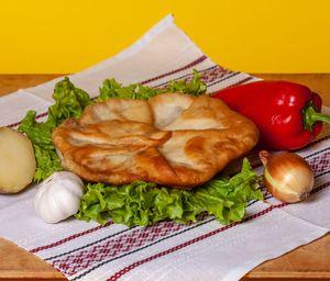 Плацинда домашняя с мясом, 200 г