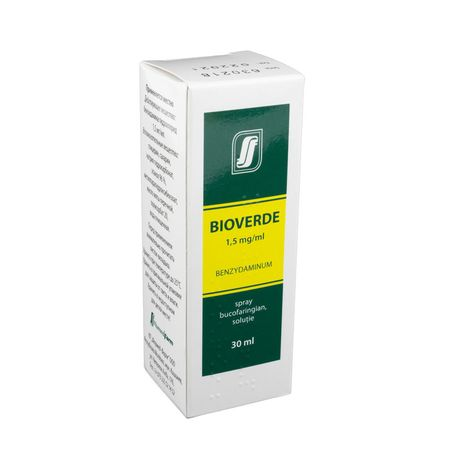 cumpără Bioverde Spray bucofaring. 30ml N1 OTC în Chișinău