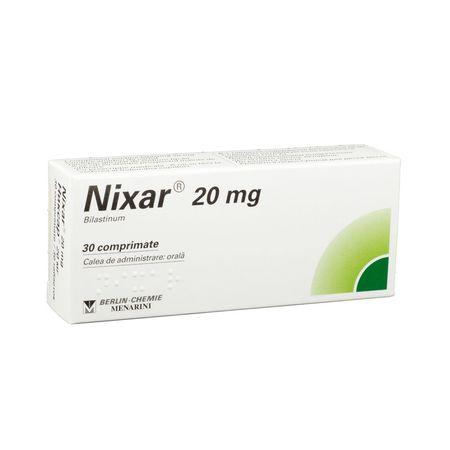 cumpără Nixar 20mg comp. N10x3 în Chișinău