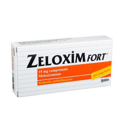 cumpără Zeloxim Forte 15mg comp. N10 în Chișinău