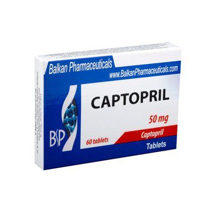 cumpără Captopril 50mg comp. N20x3 în Chișinău
