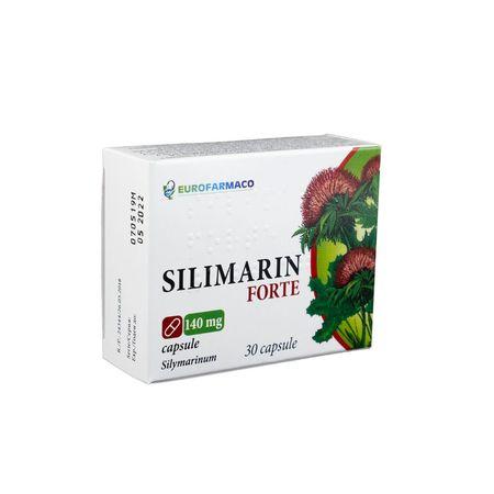cumpără Silymarin Forte 140mg caps. N10x3 OTC în Chișinău