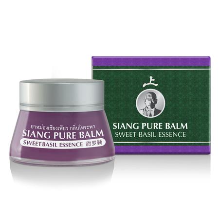 cumpără Siang Pure Balsam Sweet Basil Essence, 20g în Chișinău