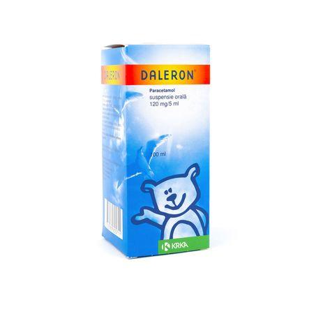 cumpără Daleron 120mg/5ml 100ml susp.orala în Chișinău