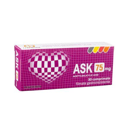 cumpără ASK 75mg comp. gastrorez. N10x3 în Chișinău