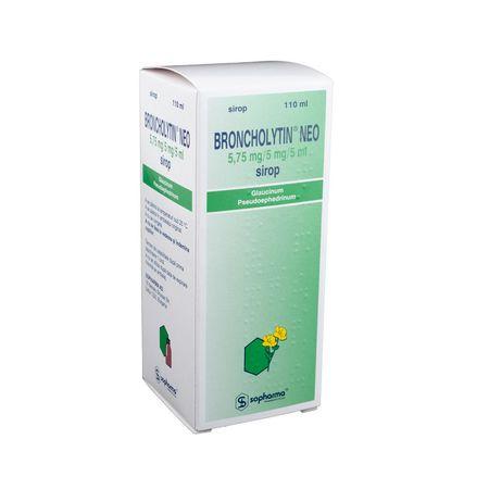 cumpără Broncholytin-Neo sirop 110ml N1 în Chișinău