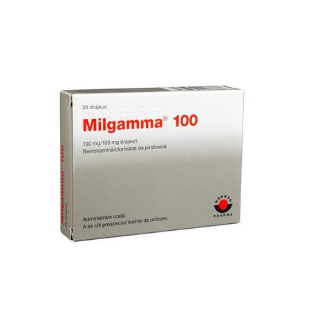 cumpără Milgamma 100mg+100mg draj. N15x2 în Chișinău