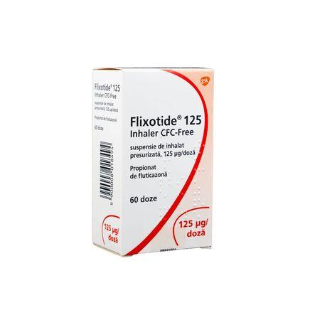 cumpără Flixotide 125mcg/d 60doze spray în Chișinău