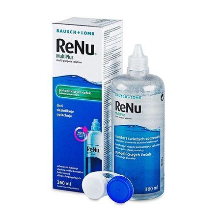 cumpără Soluție ReNu MultiPlus 360 ml + suport lentile cadou în Chișinău