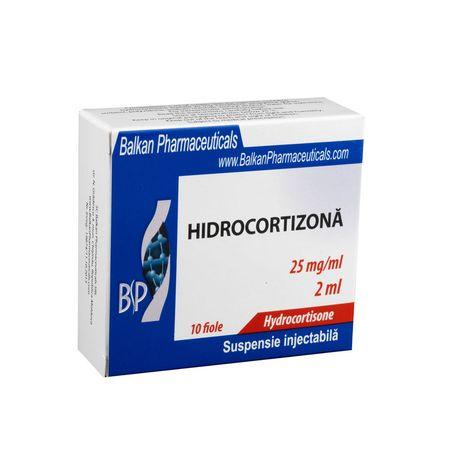 cumpără Hydrocortizona 2.5% 2ml susp. inj. N10 în Chișinău