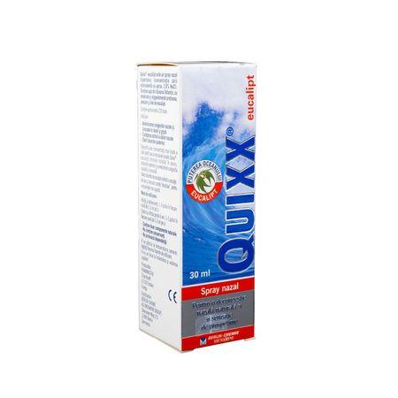 cumpără Quixx Eucalyptus spray nazal 30ml N1 în Chișinău
