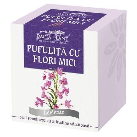 cumpără Ceai Dacia Plant Pufuliță 50g în Chișinău