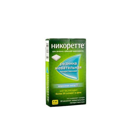 cumpără Nicorette 4mg guma med.masticab. N15x2 în Chișinău