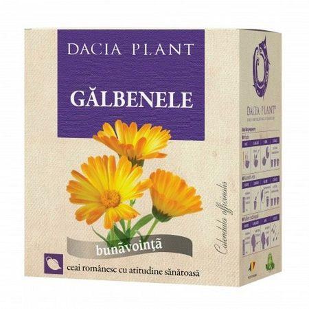 cumpără Ceai Dacia Plant Galbenele flori 50g în Chișinău