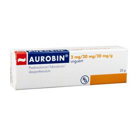 cumpără Aurobin 20g ung. în Chișinău