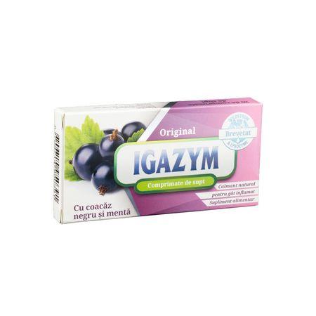 cumpără Igazym colostrum lysozyme pt gat comp. N20 (coacaza neagra) în Chișinău