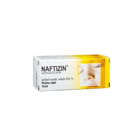 cumpără Naftizin 0.05% 10ml pic.naz. N1 (Farmak) OTC în Chișinău