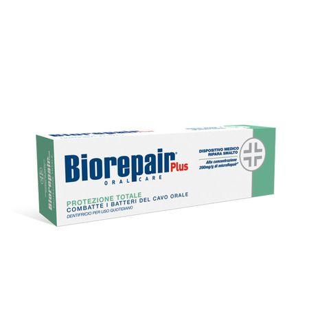 cumpără Biorepair Plus pastă de dinți Total Protection reparare, protecție  75ml (GA1260700) în Chișinău