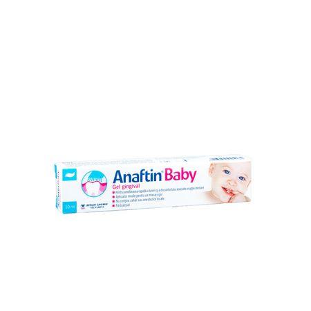 cumpără Anaftin Baby Teething Gel 10ml N1 în Chișinău