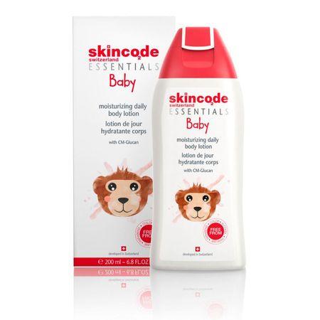 cumpără Skincode Essentials Baby Loțiune Hidrantă pentru corp 200ml în Chișinău