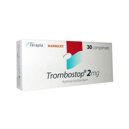 cumpără Trombostop 2mg comp. N10x3 în Chișinău