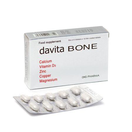 cumpără Davita Bone comp. film. N10x3 în Chișinău