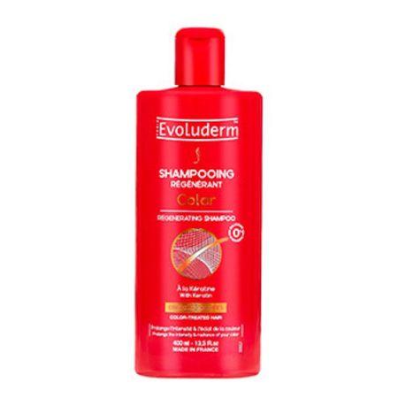 cumpără Evoluderm Color șampon de par pentru protejarea culorii, 300ml (3004C) în Chișinău