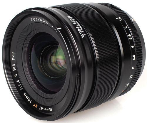 cumpără Obiectiv FujiFilm Fujinon XF16 mm F1.4 R WR în Chișinău