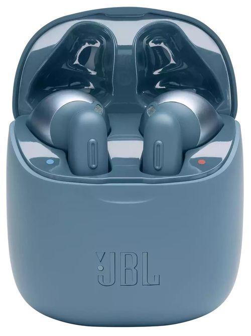 cumpără Cască fără fir JBL Tune 220 TWS Blue în Chișinău