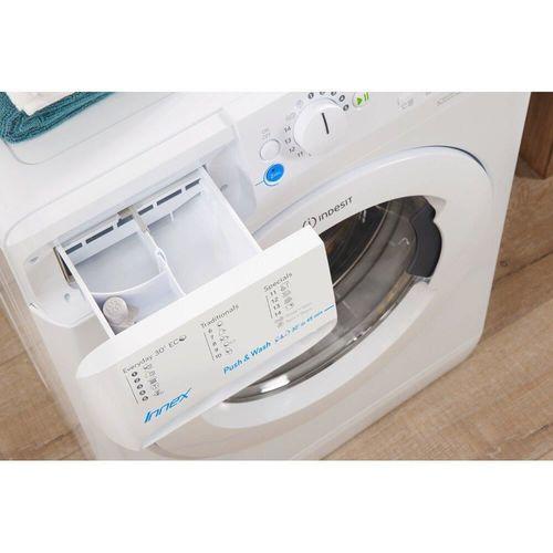 cumpără Mașină de spălat frontală Indesit BWSA61053W în Chișinău