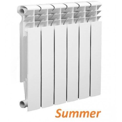 Биметаллические радиаторы BIMETAL SUMMER 500