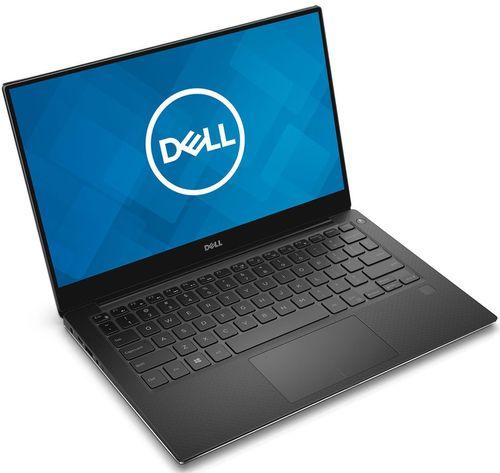купить Ноутбук Dell XPS 13 Aluminium/Carbon Ultrabook (9370) Silver i7-8550U в Кишинёве