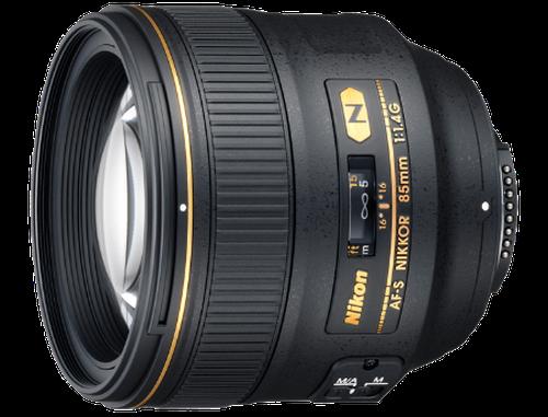 купить Nikon AF Nikkor 85mm f/1,4G AF-S, FX, filter: 67mm, JAA338DA (Obiectiv Nikon/ обьектив Nikon) в Кишинёве