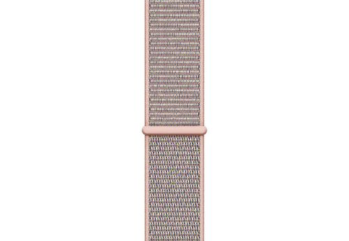 купить Apple Watch Series 4 MU692 Pink Sand Sport Loop 40mm, Gold в Кишинёве