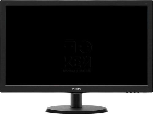 """купить Monitor 21.5"""" PHILIPS 223V5LSB2/10 Black (5ms, 10000000:1, 250cd,  1920x1080) в Кишинёве"""