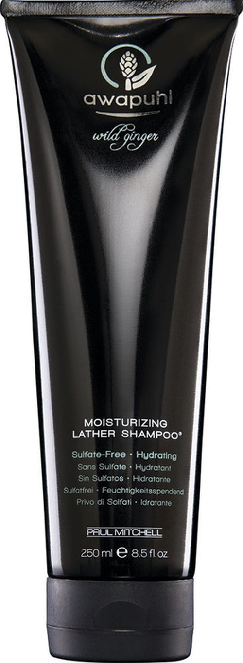 купить ШАМПУНЬ AWAPUHI moisturizing lather shampoo 250 ml в Кишинёве