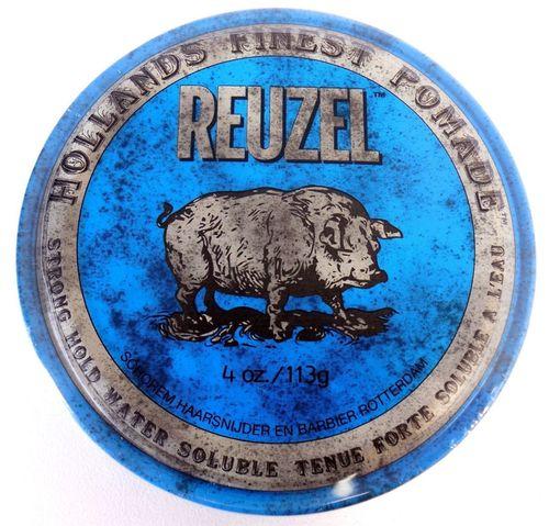 cumpără REUZEL BLUE STRONG HOLD HIGH SHEEN POMADE 113G în Chișinău