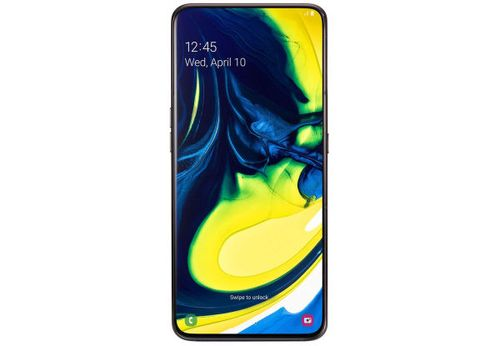 cumpără Samsung Galaxy A80 (A805F), Black în Chișinău